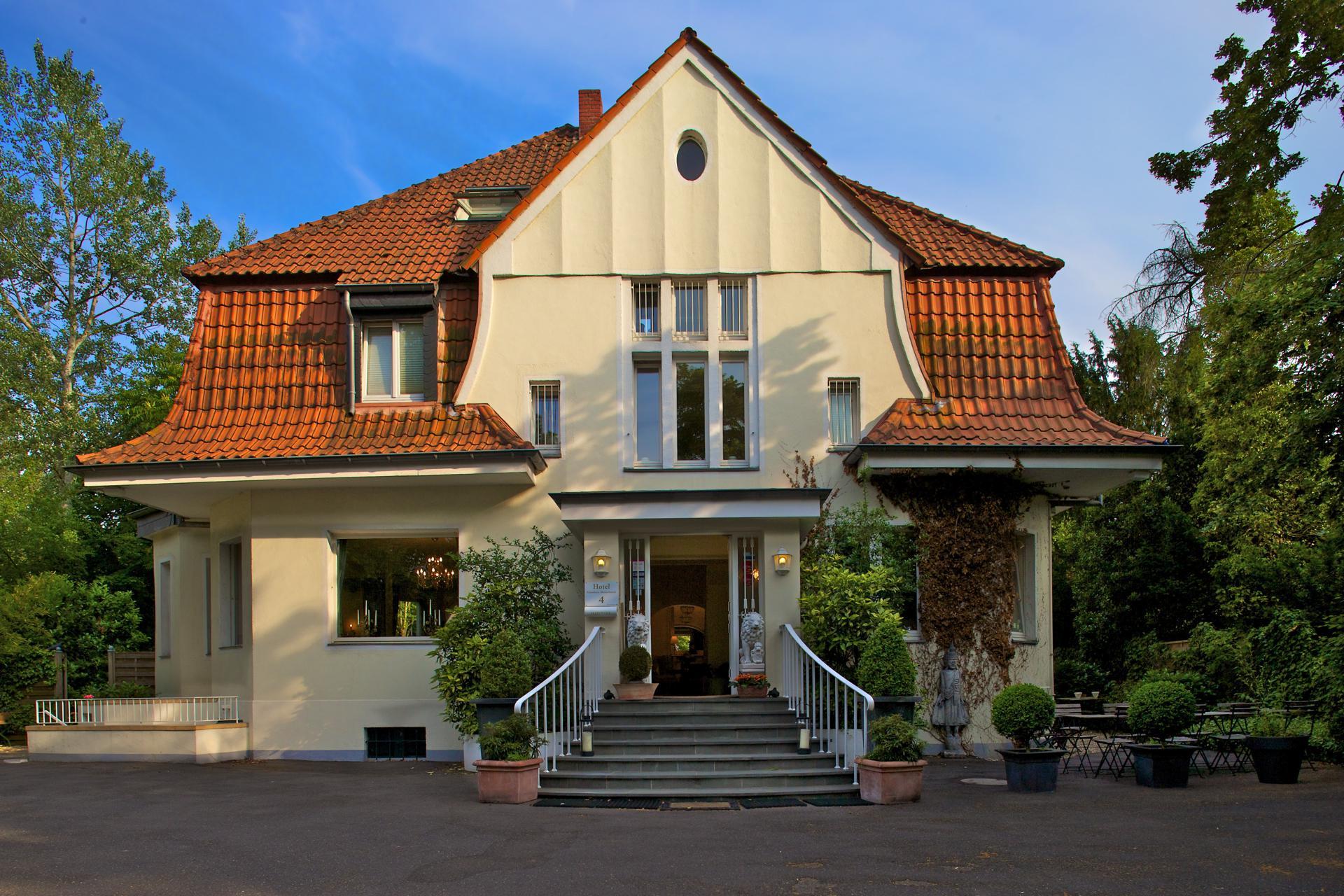 Willkommen im Hotel Gästehaus Meererbusch
